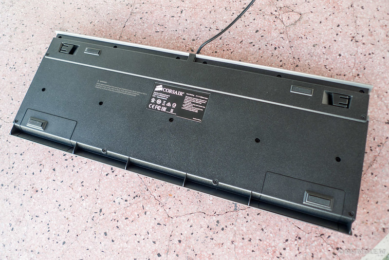 Corsair Raptor K30 and K50 Gaming Keyboards 13