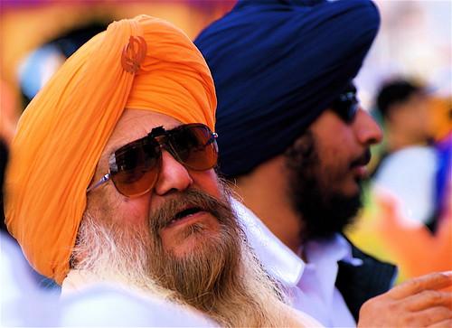 Sikh Elder