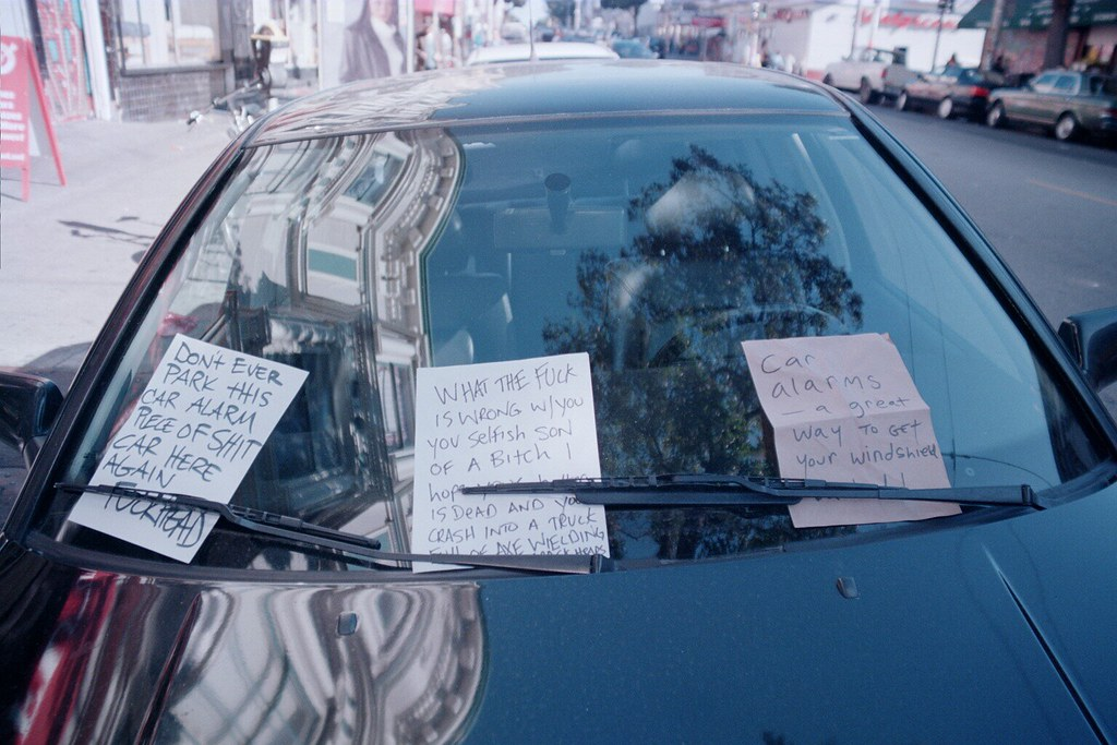 Car Alarms: San Francisco's Most Needless Nuisance ...