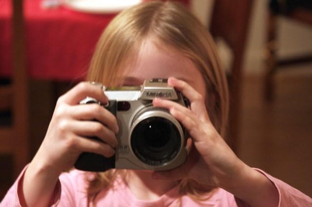 Erin, photographer