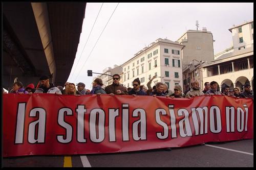 Genova libera!