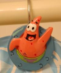 spongebob bath set~patrick | Flickr - Photo Sharing!