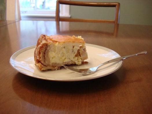 Krispy Kreme Cheesecake