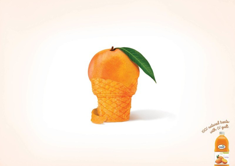 Masafi - Orange Ice Cream