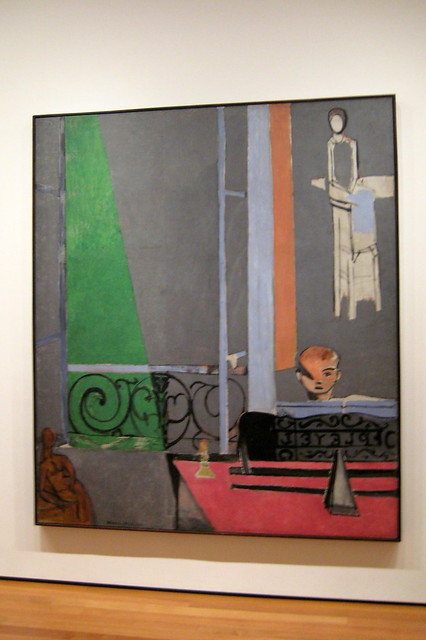 NYC  MoMA Henri Matisses The Piano Lesson  Flickr