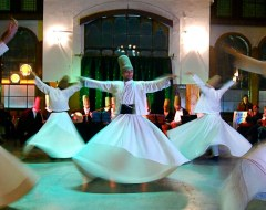 The Whirling Dervishes - Istanbul