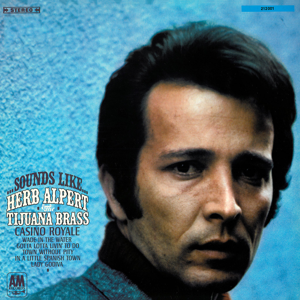 Herb Alpert - Sounds Like...
