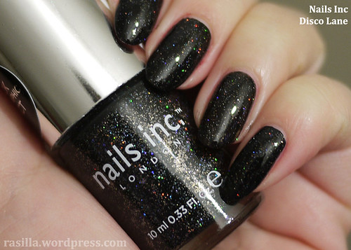 Nails Inc Disco Lane