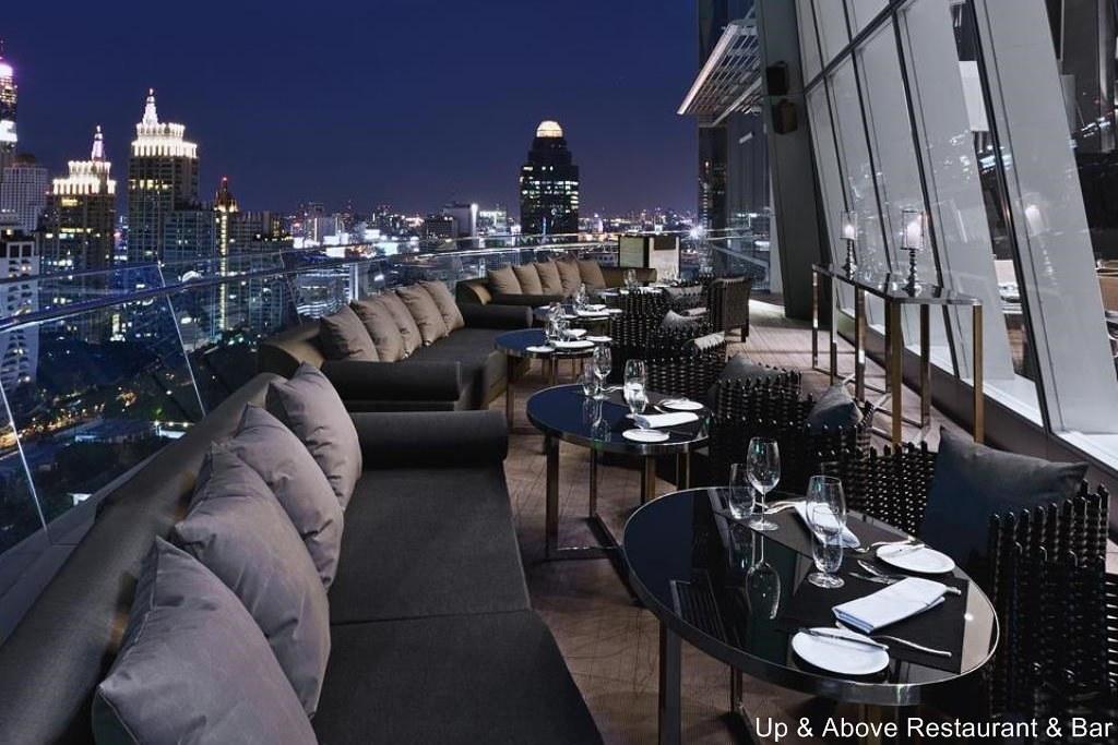 《曼谷高空酒吧笔记》30间天台酒吧推荐集满的Rooftop Sky Bars攻略懒人包。