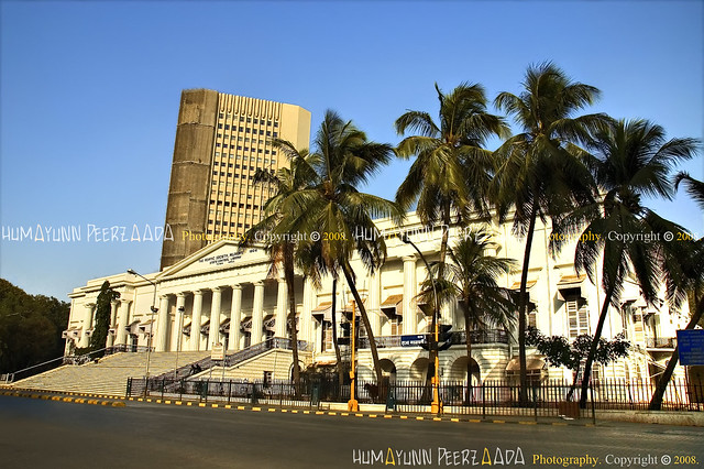 The Asiatic Society - State Central Library - Town Hall, Mumbai - India