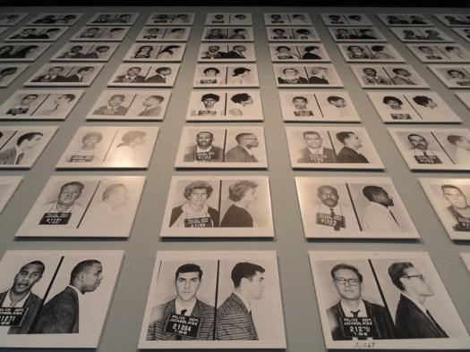 Freedom Riders, Mississippi Museum of Art, Jackson MS