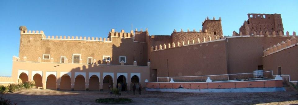 Marruecos Ouarzazate Kasbah Tifelfout 11