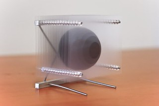 Slice Sculpture Sphere