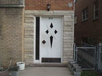 MidCentury Modern door | Flickr - Photo Sharing!