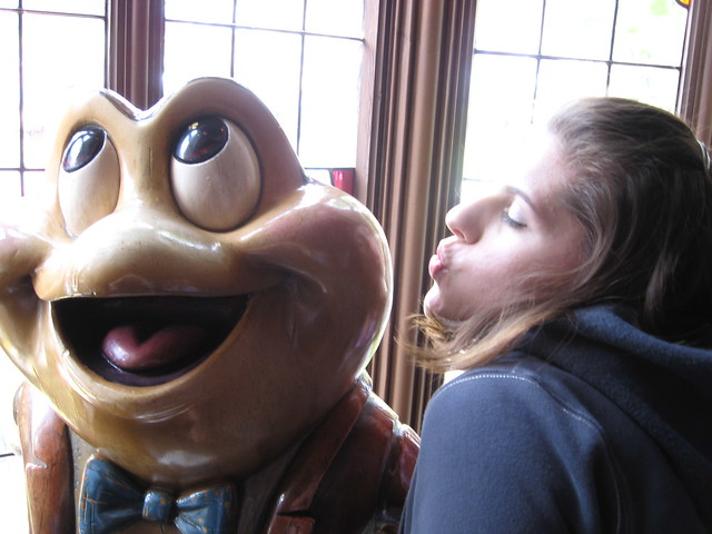 Me and Mr. Toad