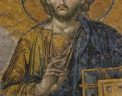 Mosaic - Hagia Sophia