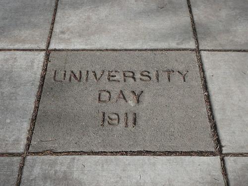 University Day, 1911