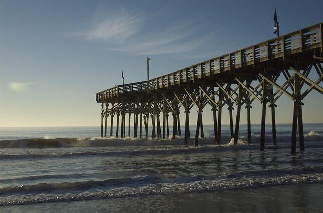 14th Street Pier at Myrtle Beach  Flickr  Photo Sharing