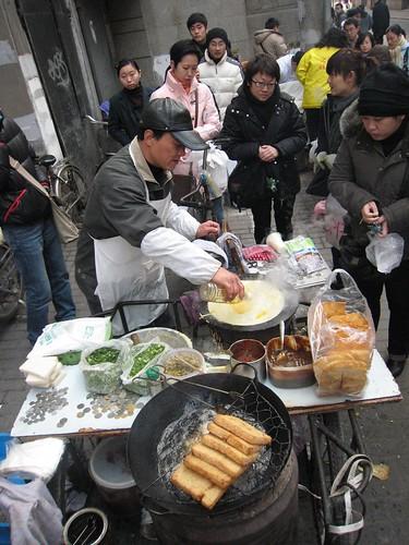 breakfast in shanghai by conbon33