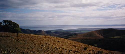 Horrock's Lookout near Port Augusta