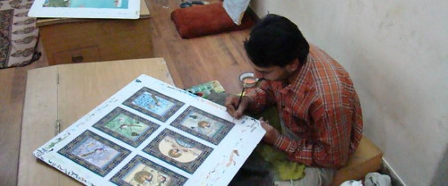 Udaipur Escuela Miniaturistas 06