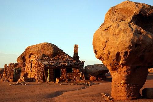 Stone House Vermilion Cliffs US 89A Arizona