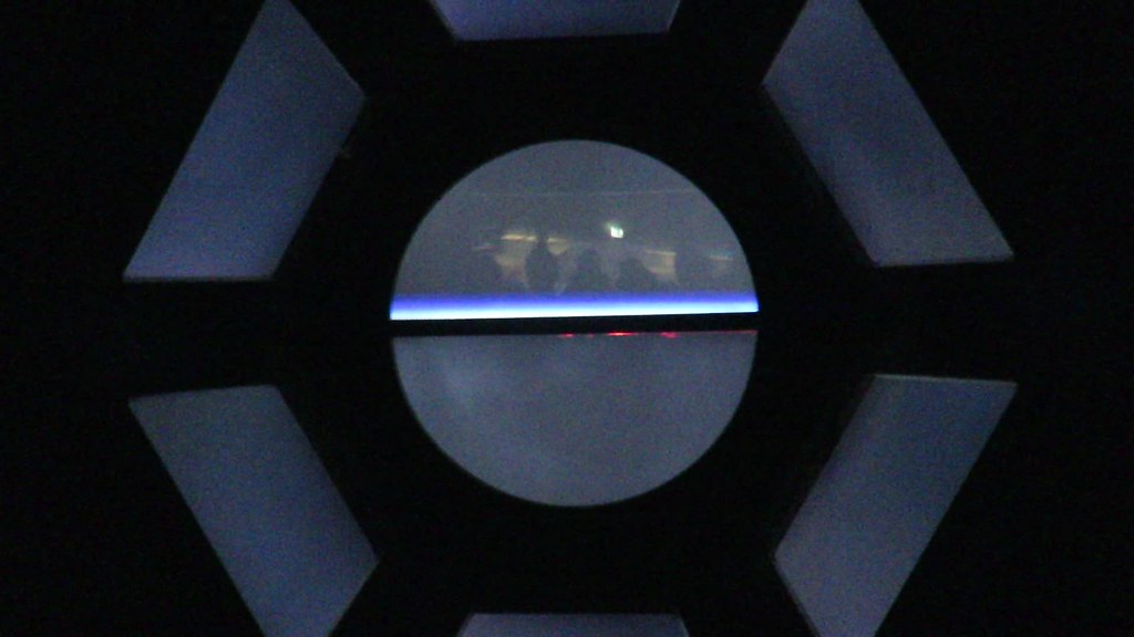Cupola à la Cité de l'espace