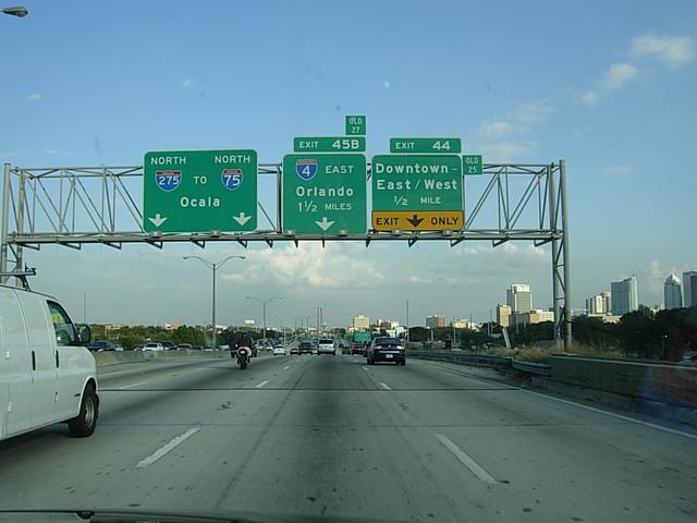 Route 275 Tampa Florida