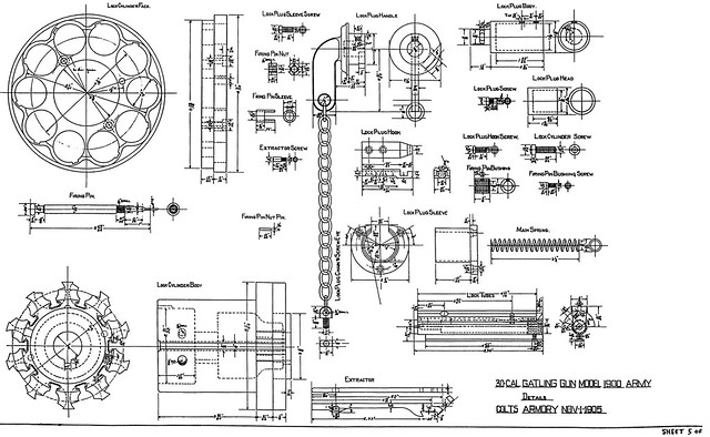 Homemade Revolver Plans