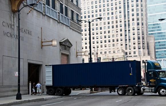 Unload the Culture Truck