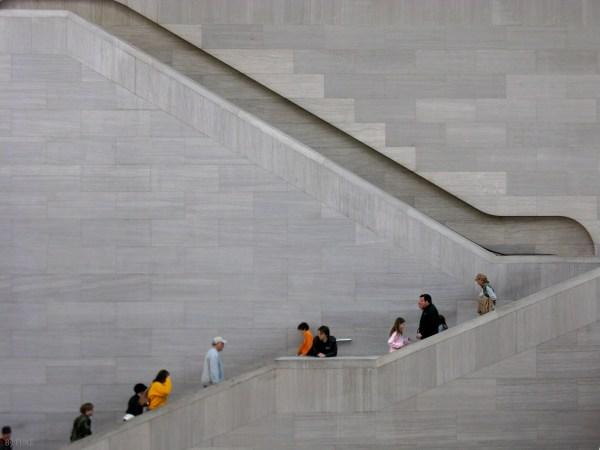 National Of Art-east Wing Im Pei