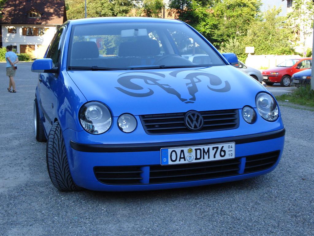 Volkswagen Tuning Polo 9n