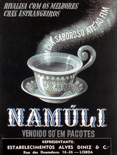 Bernardo Marques, Namúli by Gatochy