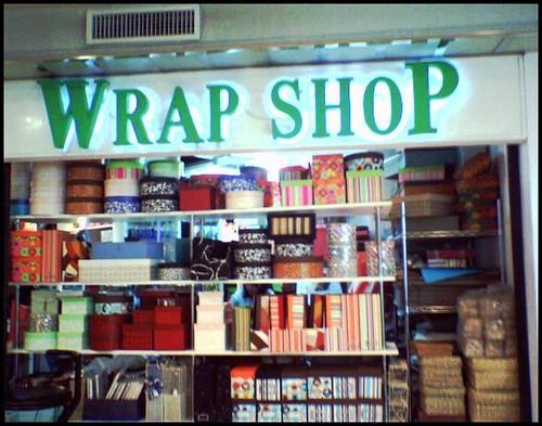 Wrap Shop wwwwitsandnutscom