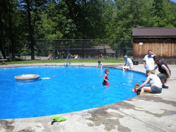 Pound Ridge Park Swimming Pool