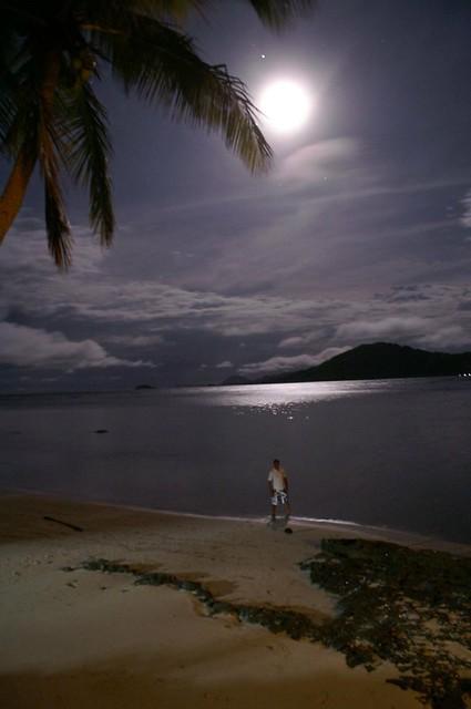 Fiji Island at night  Flickr  Photo Sharing