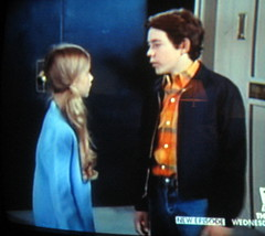 Marsha and Greg Brady