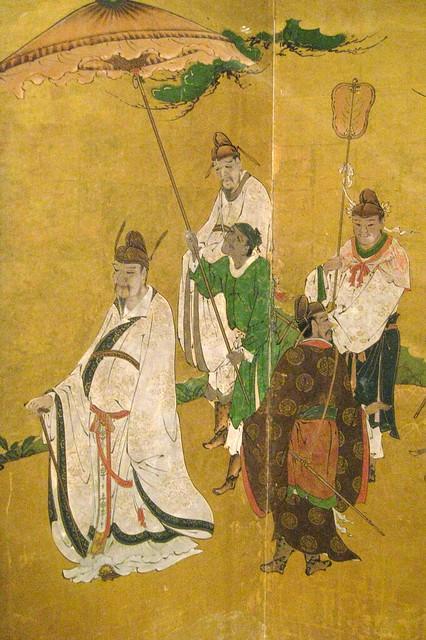 NYC  Metropolitan Museum of Art  Meeting between Emperor Wen and Fisherman L Shang  Flickr
