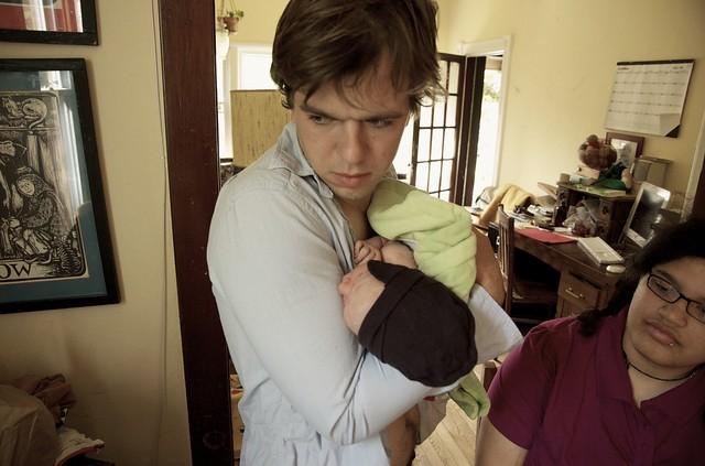 ben with child