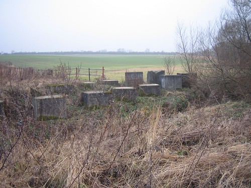 Greatham Anti Tank Cubes