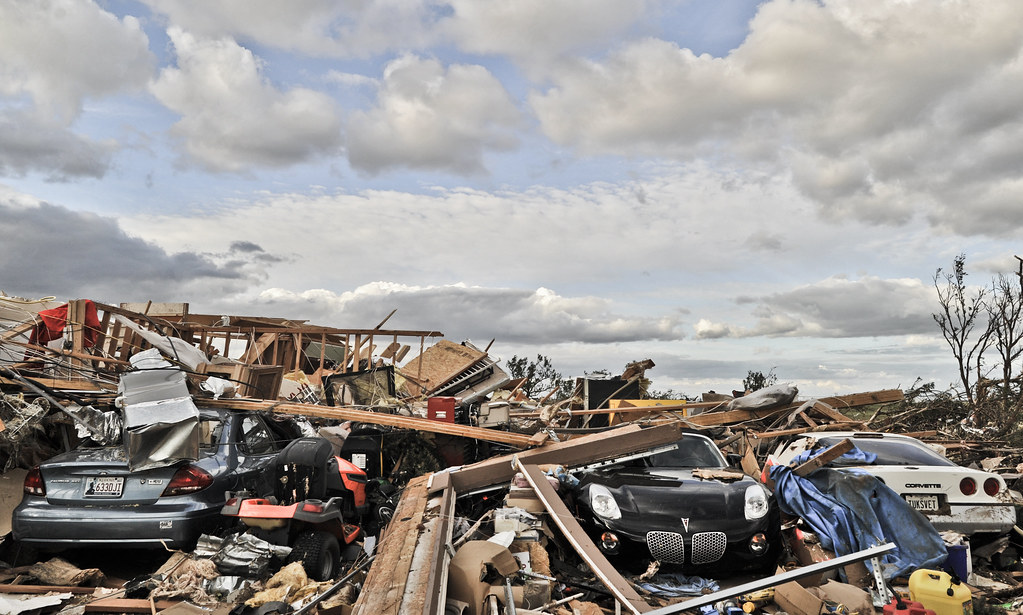 05.24.11 Oklahoma Tornado Aftermath