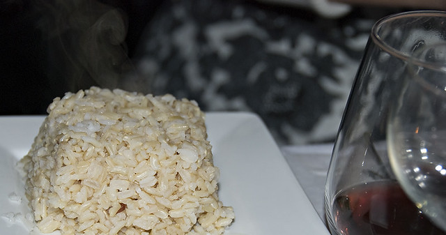 Rice, Steam and Wine