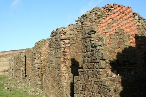 Black Houses Rosedale Ironstone Mines