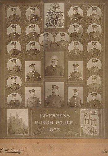 Inverness Burgh Police 1905 by conner395