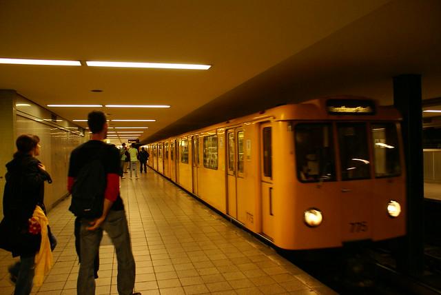 U-Bahn, Berlin