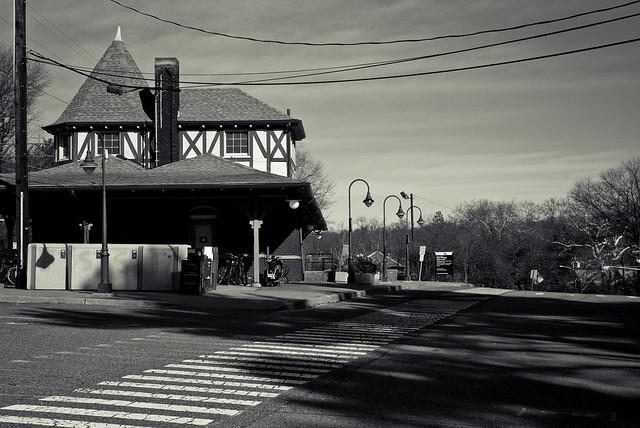 Maplewood Train Station NJ Transit  Flickr  Photo Sharing