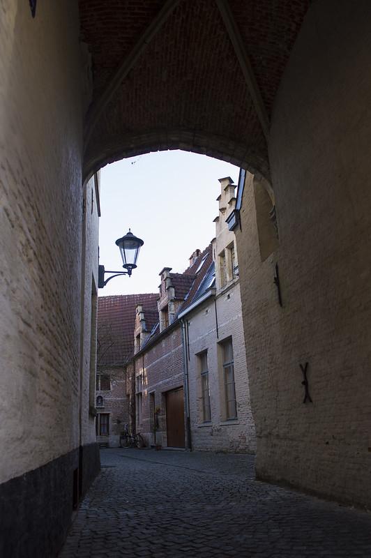 Mechelen Beguinage
