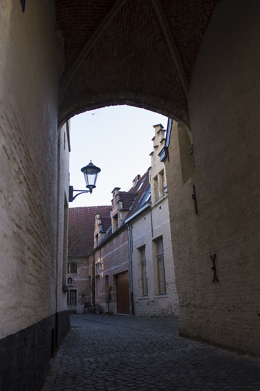 Mechelen Beguinage
