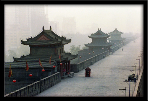 Mystery in China