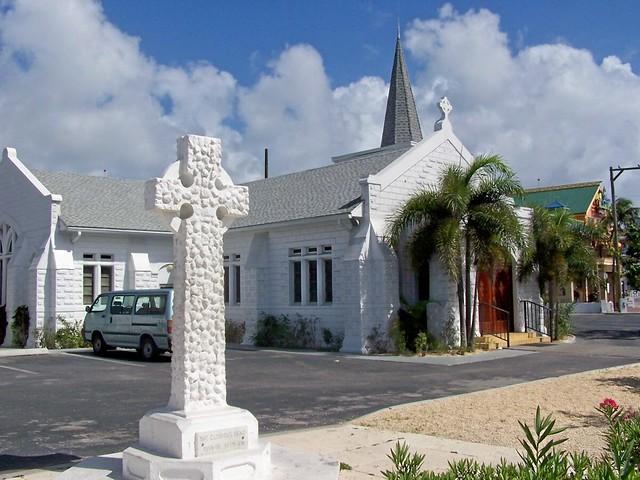 Elmslie Memorial United Church, George Town, Grand Cayman Island